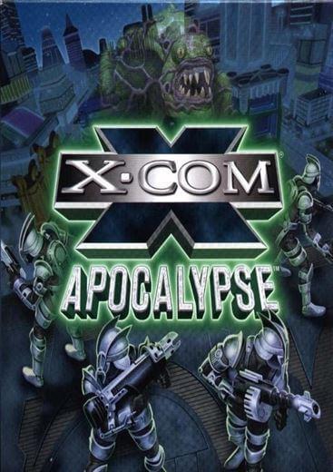 X-Com : Apocalypse. ürün görseli