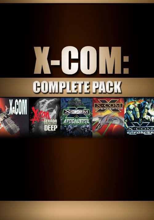 Picture of X-COM: Complete Pack