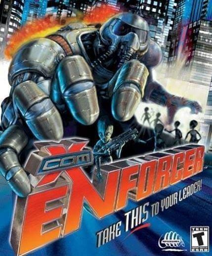 X-Com : Enforcer. ürün görseli