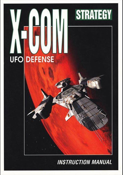 X-Com : UFO Defense. ürün görseli