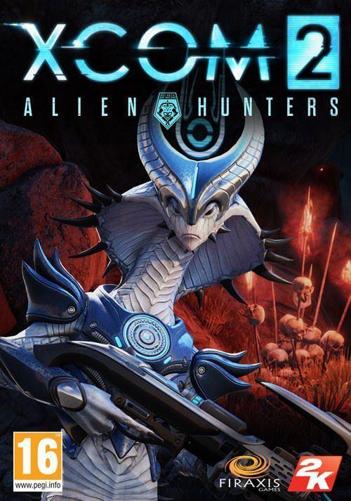 XCOM 2 - Alien Hunters. ürün görseli