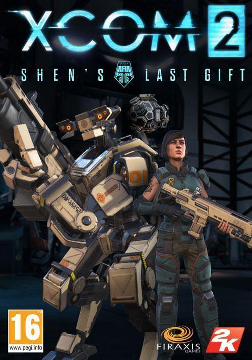 Xcom 2 - Shen's Last Gift. ürün görseli