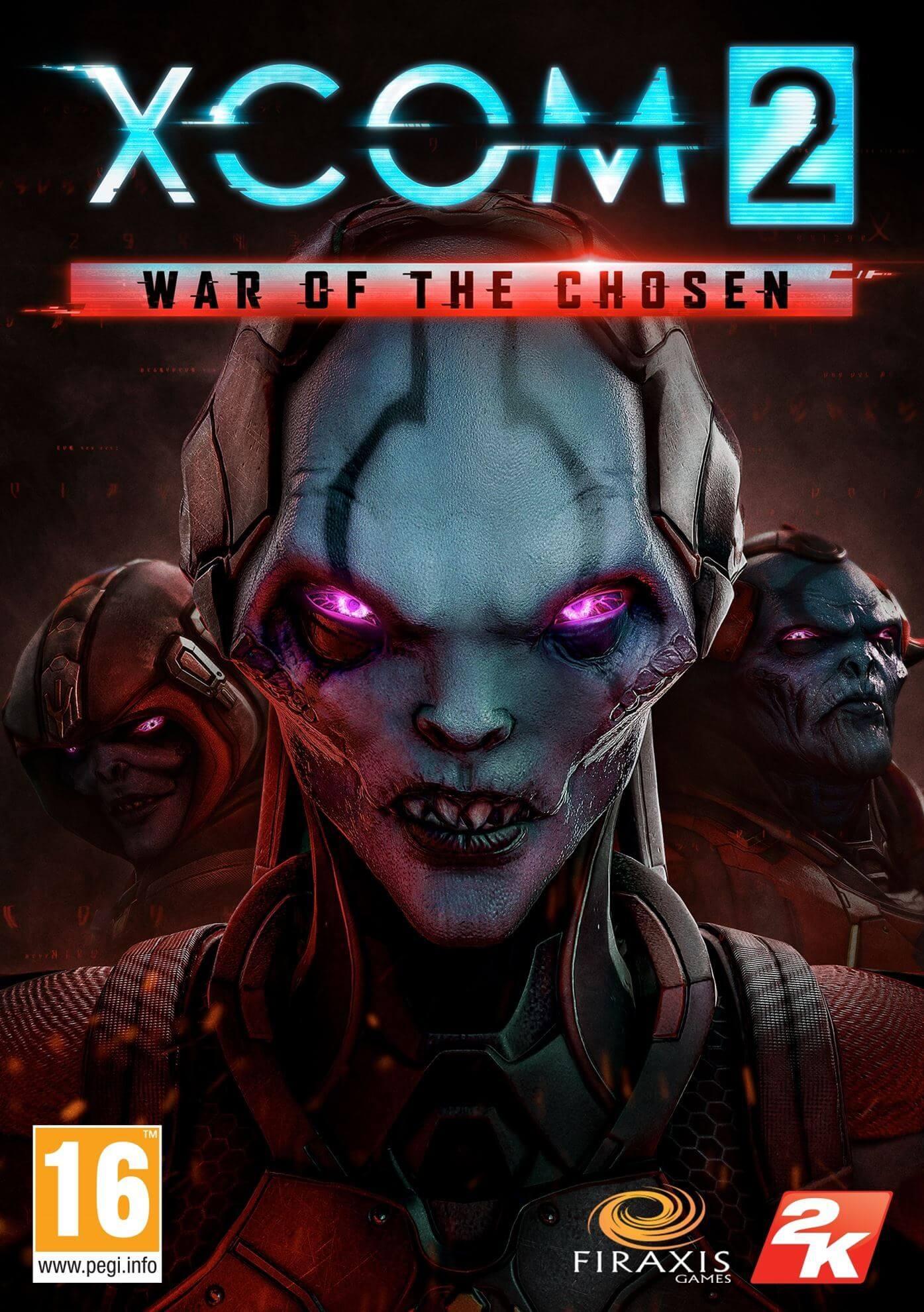 XCOM 2: War of the Chosen (ROW)