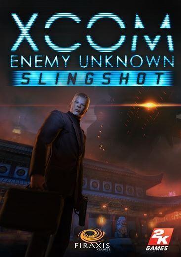 XCOM : Enemy Unknown - Slingshot Pack. ürün görseli
