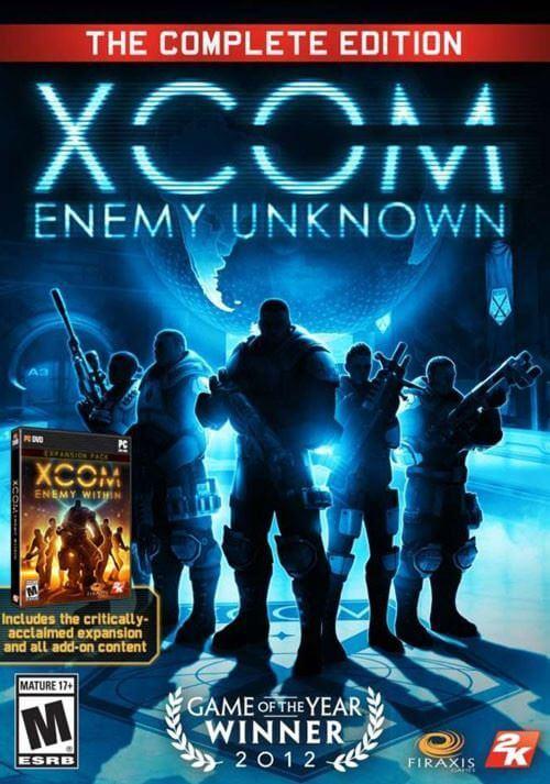 XCOM: Enemy Unknown - The Complete Edition. ürün görseli