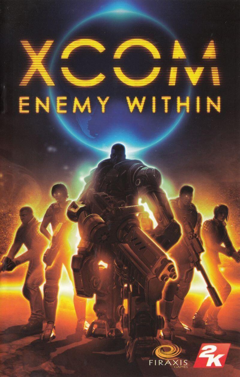 XCOM: Enemy Within. ürün görseli