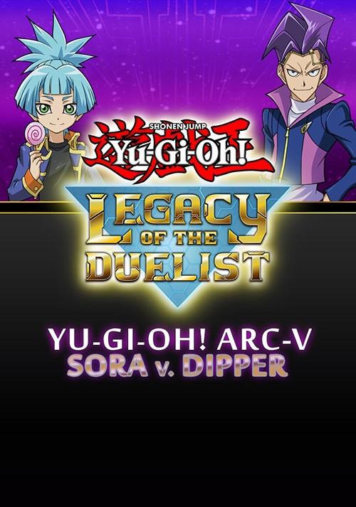 Yu-Gi-Oh! ARC-V: Sora and Dipper