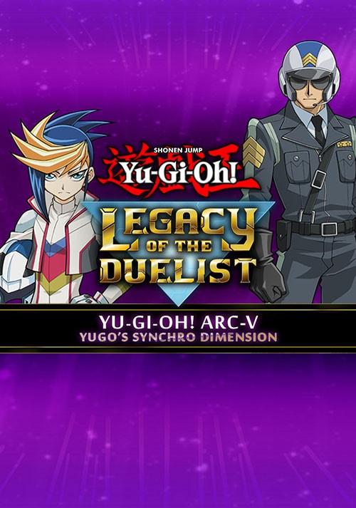 Yu-Gi-Oh! ARC-V: Yugo's Synchro Dimension