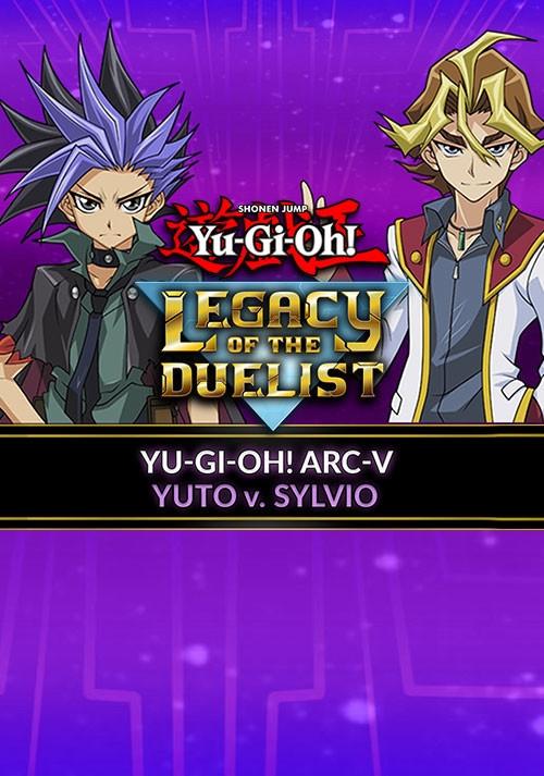 Yu-Gi-Oh! ARC-V: Yuto v. Sylvio