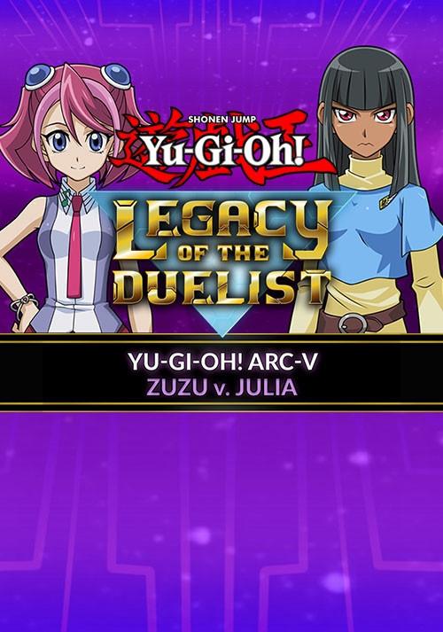 Yu-Gi-Oh! ARC-V: Zuzu v. Julia